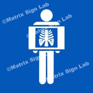 X - Ray Sign