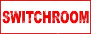 Switchroom Sign